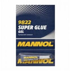 Mannol 9822 Klej Super Glue...