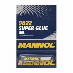 Mannol 9822 Super Glue Żel