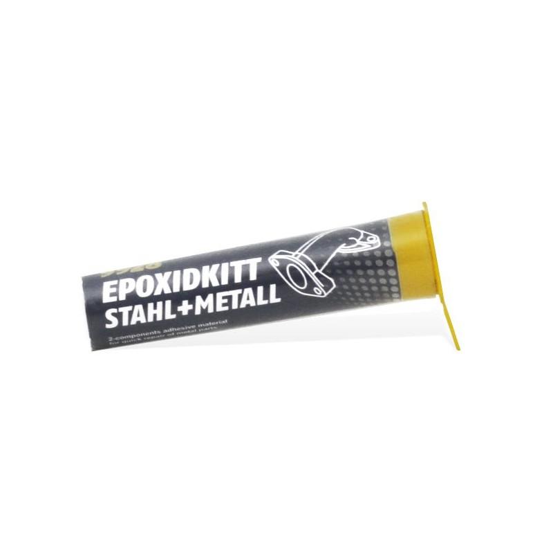 Poxilina Mannol 9928 Epoxidkitt Stahl + Metall