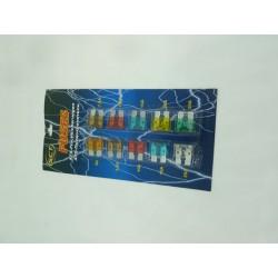 Bezpieczniki Mannol SCT duże płytkowe 9503 10szt