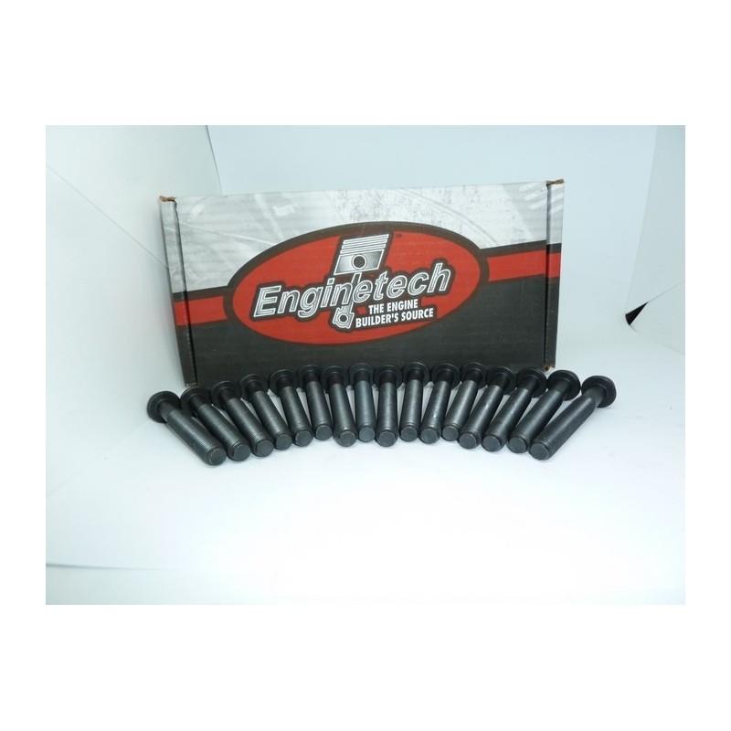 Komplet 16 Śrub głowicy marki Enginetech typ HB122 Ford Explorer