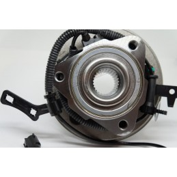 Ford Explorer IV wheel hub
