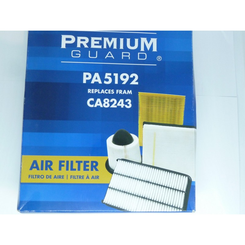 Filtr powietrza Premium Guard PA5192 Ford Explorer