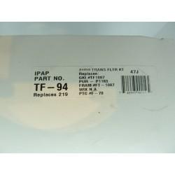 Filtr z uszczelką ATP TF94 Ford Explorer