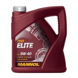 Syntetyczny Elite 5w40 Mannol
