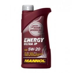 Syntetyczny olej Mannol...
