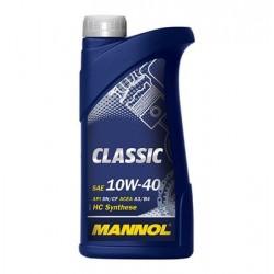 Hydrokrakowany olej Mannol...