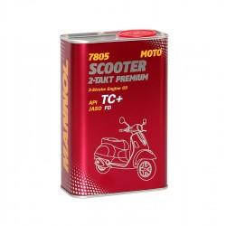 Olej Mannol Scooter 2-Takt...