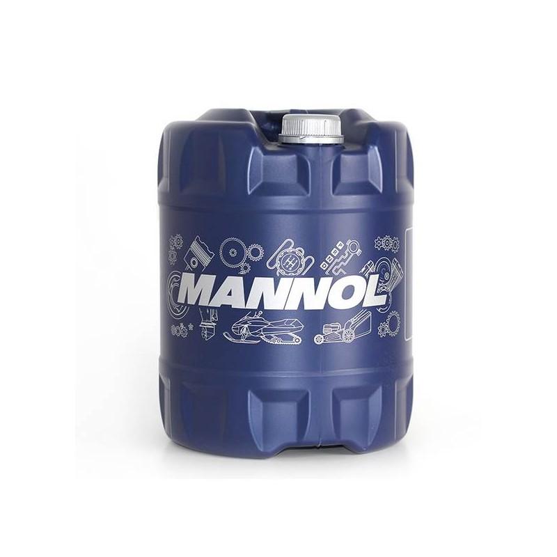Półsyntetyczny Mannol STAHLSYNT DEFENDER 10W40 7L