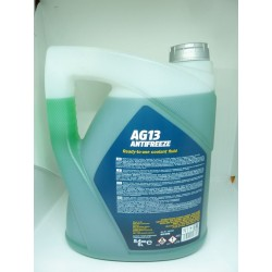 Płyn chłodniczy Zielony  AG13 5L