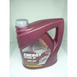 Syntetyczny olej Mannol Energy Ultra JP 5W20 4L